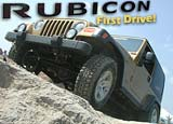 Jeep Rubicon First Impressions